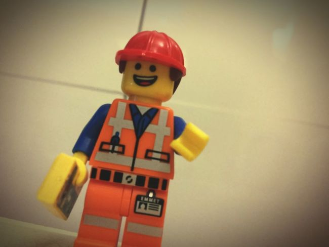 LEGO The Lego Movie Emmet