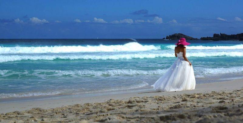 TriptoSeychelles Justmaried Beach Beachstyle
