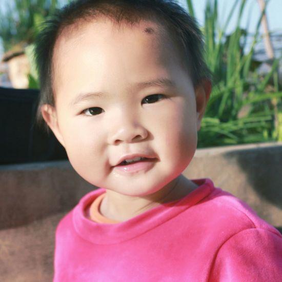 可爱的小侄女儿 My Niece People Photography Faces Of EyeEm Portrait Beautiful Girl Beauty Pretty Girl 巧家 巧家县 Qiao Jia