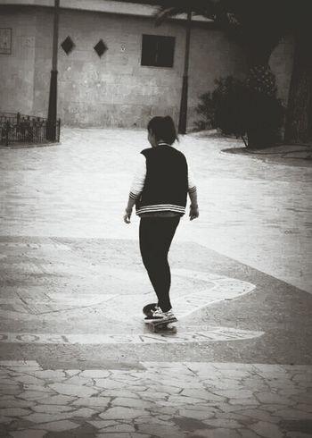 Skateboarding OneYearAgo Imiss These Days ,