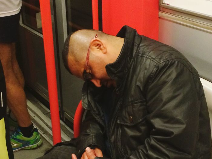 Sleepingpeople Streetphotography Milano
