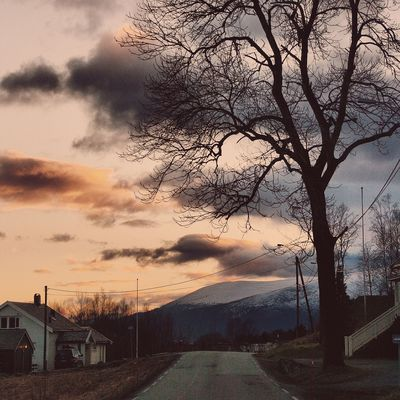Somewhere along the way. Nature Landscape Clouds And Sky Sunset EyeEm Best Shots Eye4photography  Norway
