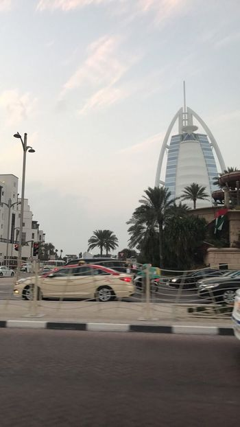 City Of Life Hometown First Eyeem Photo No Edit Unedited Taxi Jumeirah Waves Tower Burj Al Arab Dubai