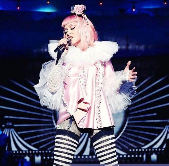 Madonna MadonnaFamily Madonnafans Tearsofaclown