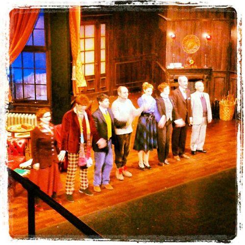 Trappola per topi #AgataChristie #teatro Teatro Agatachristie