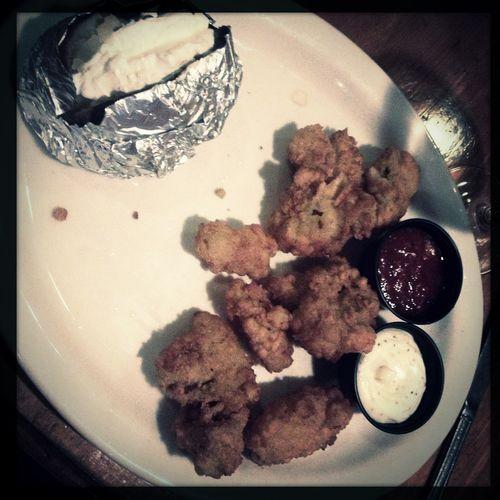 gulf fresh oysters Yum