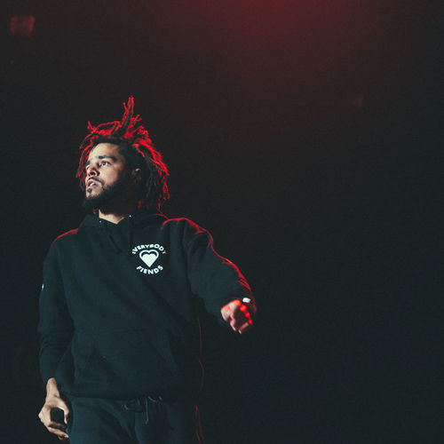 Hip Hop J. Cole, Concert Concert Photography Music Festival Rap Soundset
