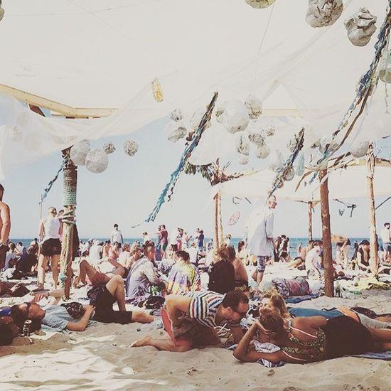 Plötzlich Am Meer Electronic Music Shots Summervibes Festival Beach Sun Taking Photos
