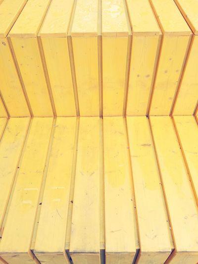 Yellow Abstract Wood - Material Lines