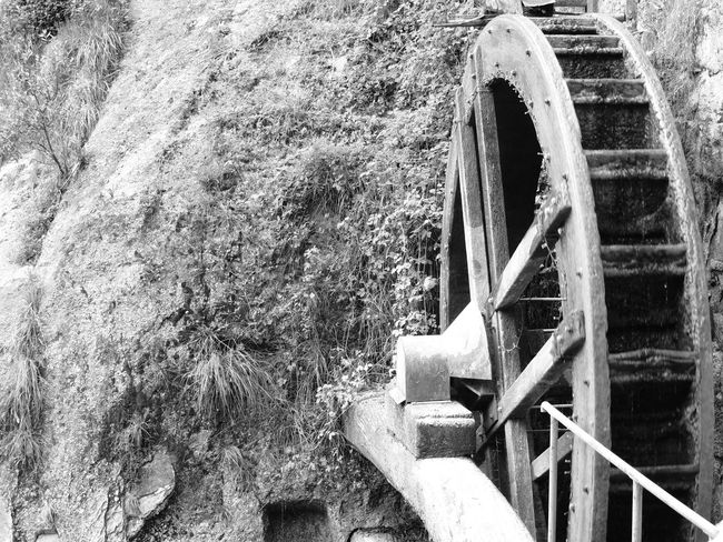 Molinetto Della Croda Day Fuel And Power Generation No People Outdoors Water Wheel Watermill Watermills