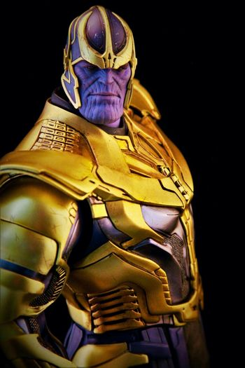 Check This Out Marvel Hottoys Onesixthscale Toyphotography Inifintywars Thanos GUARDIANSOFTHEGALAXY
