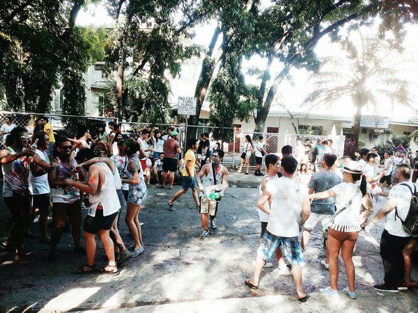 SINULOG 2015 Everyday Joy Paint Party! Party Hard SinulogDeCebu2015 Sinulog Festival Rememberingsinulog Sinuloginvasion Partypeople