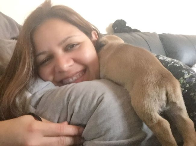 My puppy and me Verochy Puppy Love ❤ Lovely Dog Small Cute Puk Carlino Puppy❤ Showing Imperfection Hermoso Dog Love Dogstagram Dogs Doglover Dog Life Doggy Love Dog Of The Day Dogs_of_instagram Love ♥ Puppy puppylove Puppylove 😘😍🐶 Puppygram Puppys Perrito Perrito Lindo #livingroom
