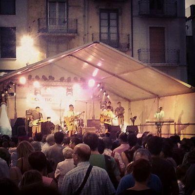De concert a concert...al Festivalacustica Acustica2013