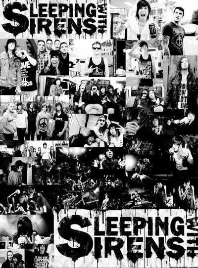 """""""It's more than just a band. These people save lives"""" ♥ Shout out to SWS for helping me stay alive. Gave me something to look forward to..listening your music Sleeping With Sirens <3 Bands Warped Tour  KellinQuinn Bandmerch Monster Energy Happy :) Thank You ♡♡♡"""