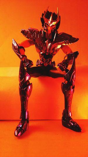 Ikki Avefenix Phoenix Saintseiya Actionfigure