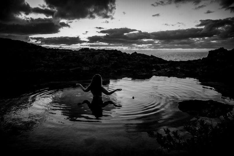 Adrift Water