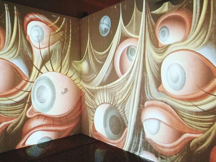 Bolognacitta Arts Culture And Entertainment Art, Drawing, Creativity Culture Mostra Artist Dalí Alfred Hitchcock Occhi Eyes Paranoico Critico