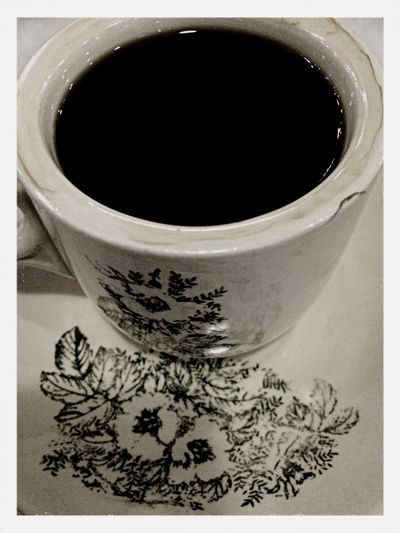 Blackandwhite local black coffee from indonesia, eyes booster!