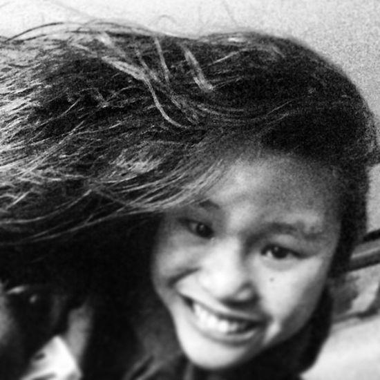 Wethair  AfterShower Blackandwhite HairsGettingLongAgain ????