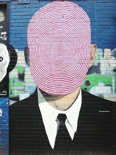 Streetart Graffiti in New York City