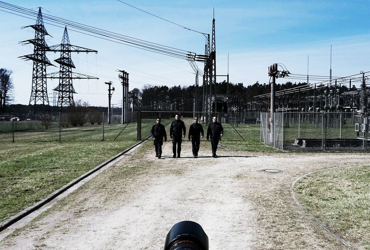 armageddon vol. 2 ☺ haha Point Of View Filming High Voltage Electric Power Transformation Substation Crew Team Armageddon