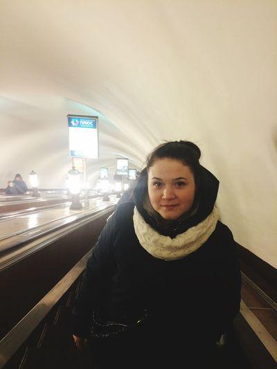 Метро...Питер)))это было здорово! Спб метро новогодниеканикулы хочужитьтам