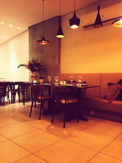 Belíssimo restaurante 😍😍😍😍😍