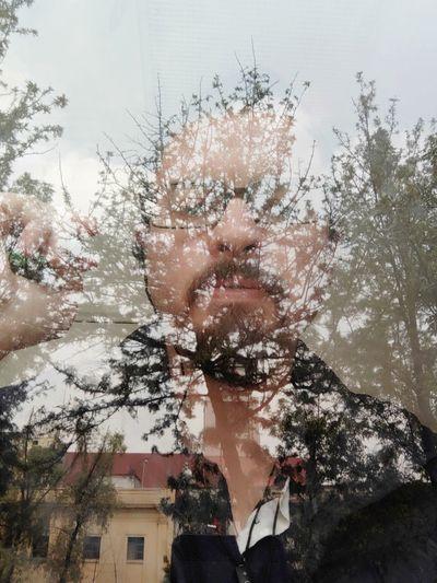 i Pixelated Tree Human Hand Men Human Face Technology Headshot Sky Close-up