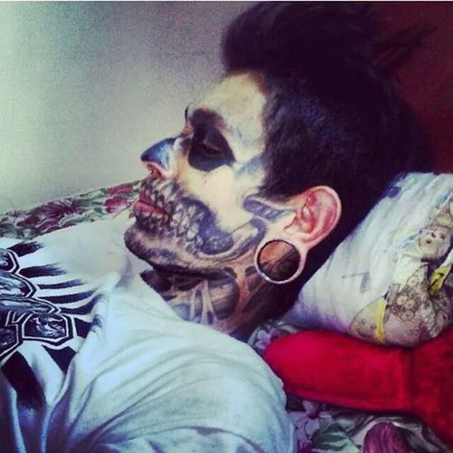 Maycoln Skullboy Tattooartist  Tattoos And Piercings