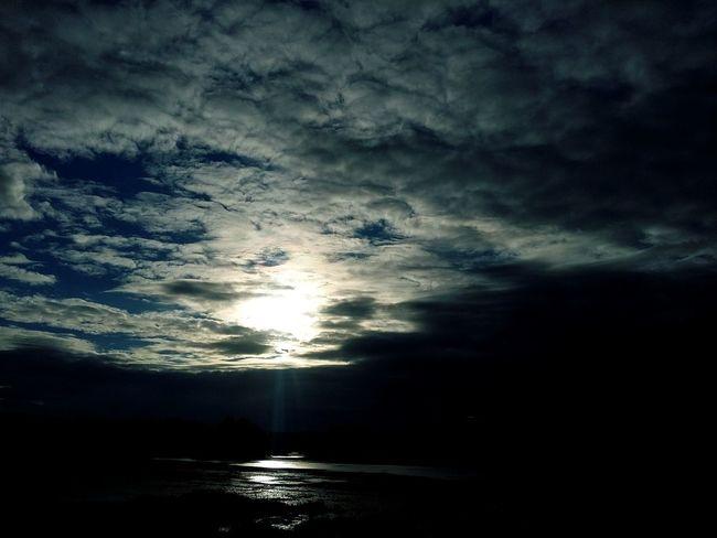 Water Tree Sunset Sea Wave Reflection Sun Dramatic Sky Sunlight Sky