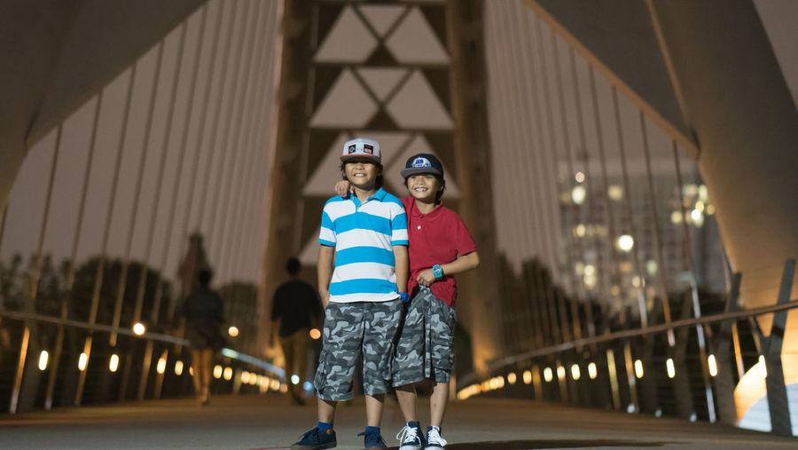 Architecture City Life Happy People Humber Bridge Kidsphotography Portrait Toronto Landscape Torontophotographer