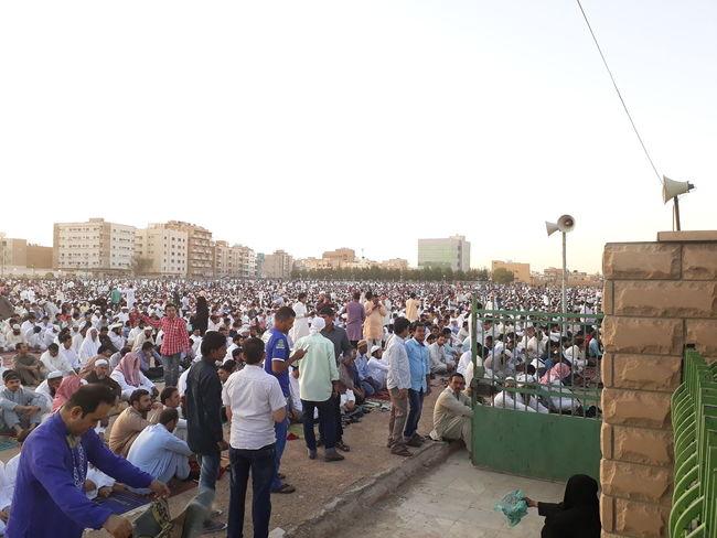 Eid Mubarak Eid Eid Al Fitr Muslims Muslim❤️ Muslim Culture Outdoors People Women Men Muslim Union Let's Go. Together.