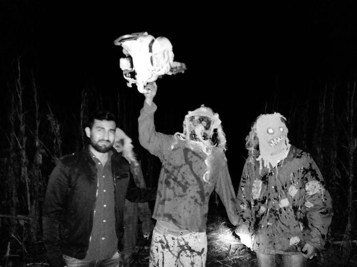 Espantapajaros Queretaro,Mexico Terror Nochedeterror Horrornights