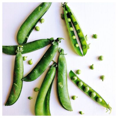 Peas Green Green Color Green Green Green!  Spring Springtime Colors Colour Photography Color Photography Daylight Vegetable Food And Drink Food Freshness Green Color Healthy Eating No People Studio Shot White Background Close-up Bean Beauty Nature Beauty Kitchen Happy