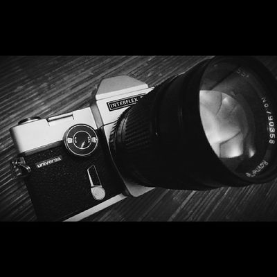 Interflex TL Analog 35mm Universa Bnw monochrome