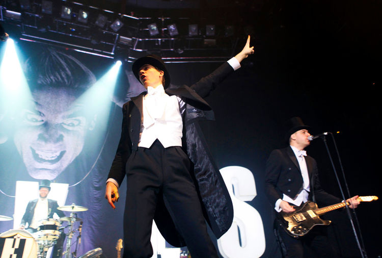 Live Concert Photography Music The Hives Concert Photography Music Photography  Musician Rock Music