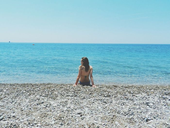 Beach Sunny Sea Side