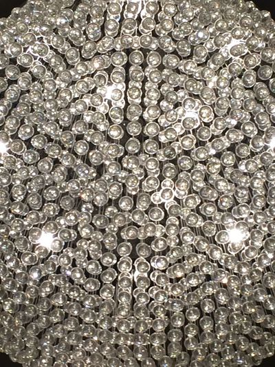 Chadilier Beauty Light Riches Illuminated Backgrounds Full Frame Pattern Lighting Equipment Close-up Chandelier Hanging Light Light Crystal Ceiling