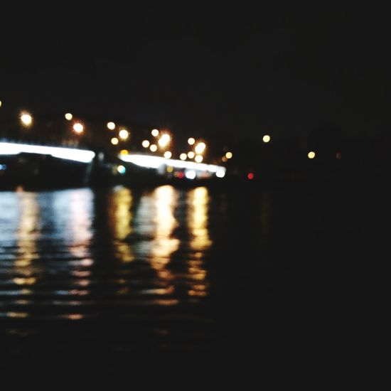 Moscow Night Moscowriver No People City Life