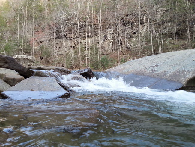 Outdoors Water Nature Motion No People Day Stream - Flowing Water Low Angle View Rocks Landscape Creek