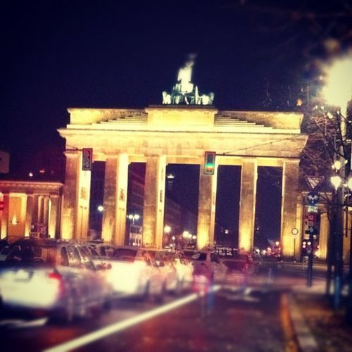 Berlin just before the #mexpo Mexpo
