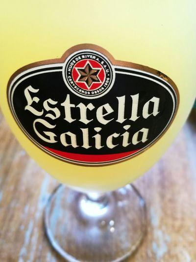 Estrellagalicia Estrella Galicia Estrella De Galicia Hijosderivera Cerveza Beer First Eyeem Photo