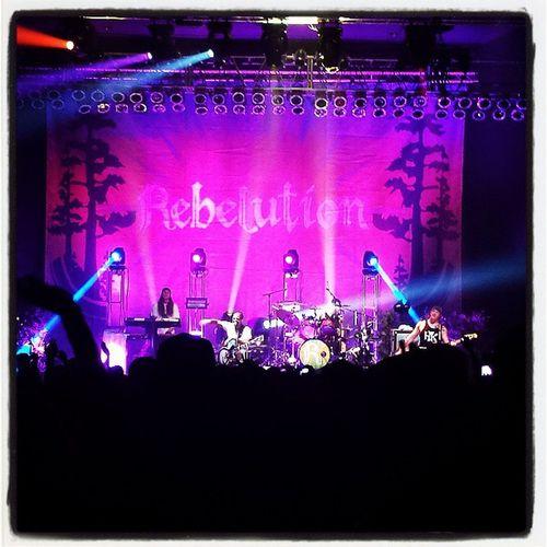 A warm Arizona night and Rebelution. Mesaarizona Reggae Rebelutionmusic Calireggae concert arizona
