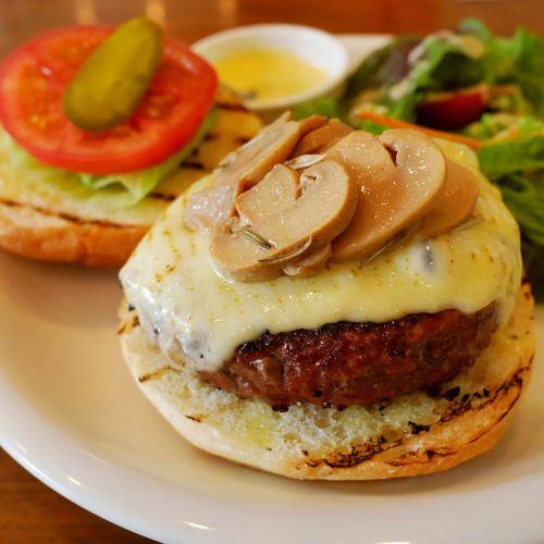 Humburger Food Foodphotography