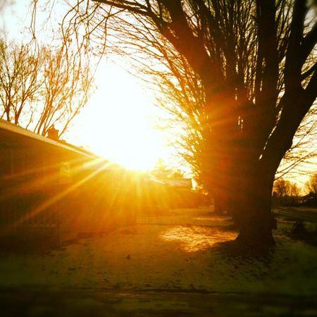 Sun Sunset Iphoneonly 3GS badass iphoneology iphoneography kelvin