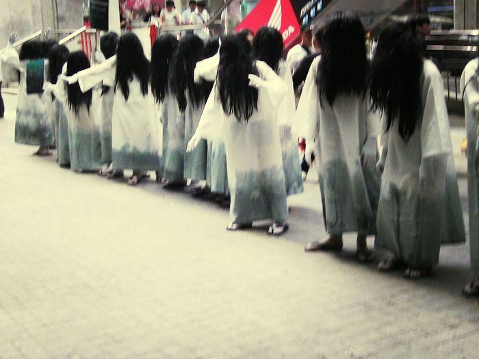 so many sadako!!!!!!! Snap A Day