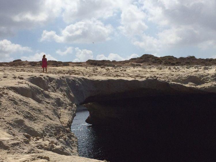 Beauty In Nature Bow Cloud - Sky Italy Rocks S'archittu Sardegna Sea Water