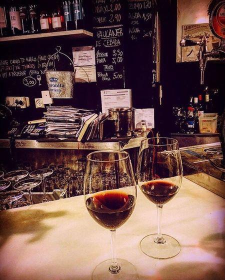 Detodounpoco Bares Wine Moments Viños Cuando no importa k día de la semana es...