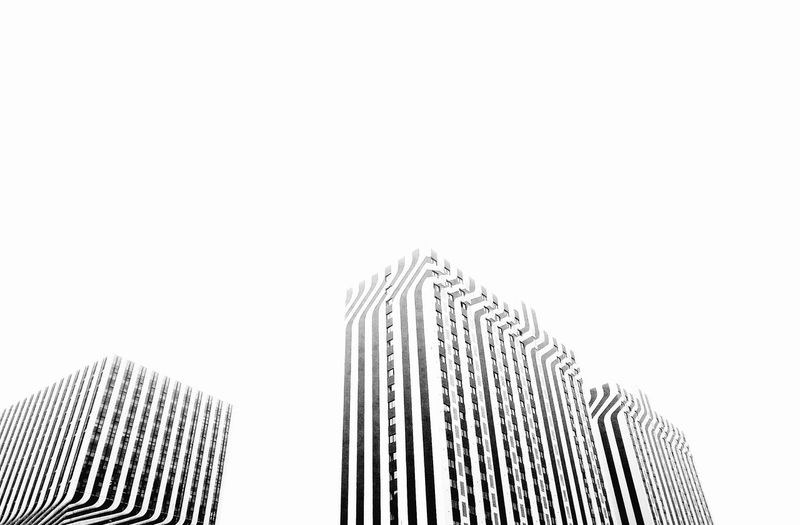 black and white buildingBlack & White Black And White Photography City Life PhonePhotography Phonecamera Buildingstyles White Outside Outdoor Photography City Street Outdoors Architecture Miss Someone Modern ArchitectureBlack Passing By